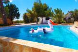 Casa con piscina Torre Pali - Riferimento: 171