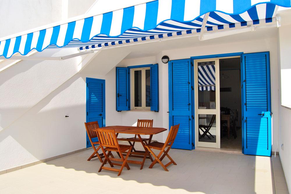 Puglia Case Vacanza Salento - Appartamento 5 posti letto torre pali ...