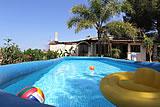 Casa con piscina Pescoluse - Riferimento: 208