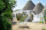 Casa con piscina Selva di Fasano - Riferimento: 3001