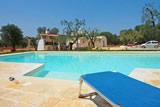 Casa con piscina San Michele Salentino - Riferimento: 3022