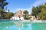 Casa con piscina San Michele Salentino - Riferimento: 3023
