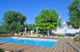 Casa con piscina San Michele Salentino - Riferimento: 3026