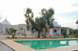 Casa con piscina San Michele Salentino - Riferimento: 3031