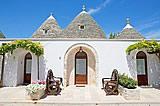 Casa con piscina Alberobello - Riferimento: 3039