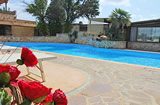 Casa con piscina Castrignano del Capo - Riferimento: 341