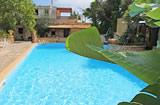Casa con piscina Castrignano del Capo - Riferimento: 342