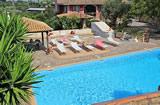 Casa con piscina Castrignano del Capo - Riferimento: 343