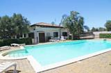 Casa con piscina Acquarica del Capo - Riferimento: 366
