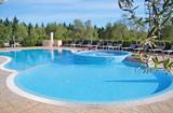 Casa con piscina Vieste - Riferimento: 5015