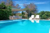 Casa con piscina Torre Nasparo - Riferimento: 506