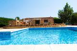Casa con piscina Marina Serra - Riferimento: 507