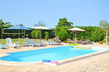 Casa con piscina Marina Serra - Riferimento: 508