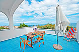 Casa con piscina Marina Serra - Riferimento: 517