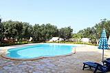 Casa con piscina Alessano - Riferimento: 593