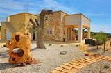 Casa con piscina Pescoluse - Riferimento: 62