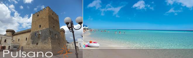 Puglia case vacanze in salento case vacanza marina di for Case in affitto a taranto arredate